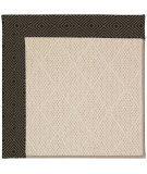 RugStudio presents Capel Zoe-White Wicker 56081 Machine Woven, Best Quality Area Rug