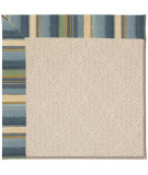 RugStudio presents Capel Zoe-White Wicker 56086 Machine Woven, Best Quality Area Rug