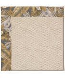 RugStudio presents Capel Zoe-White Wicker 56088 Machine Woven, Best Quality Area Rug