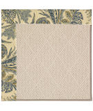 RugStudio presents Capel Zoe-White Wicker 56090 Machine Woven, Best Quality Area Rug