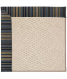 RugStudio presents Capel Zoe-White Wicker 56093 Machine Woven, Best Quality Area Rug
