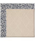 RugStudio presents Capel Zoe-White Wicker 56094 Machine Woven, Best Quality Area Rug