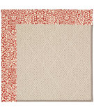 RugStudio presents Capel Zoe-White Wicker 56108 Machine Woven, Best Quality Area Rug