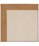 RugStudio presents Capel Zoe-White Wicker 56111 Machine Woven, Best Quality Area Rug