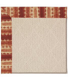RugStudio presents Capel Zoe-White Wicker 56116 Machine Woven, Best Quality Area Rug