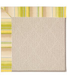 RugStudio presents Capel Zoe-White Wicker 56120 Machine Woven, Best Quality Area Rug
