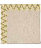 RugStudio presents Capel Zoe-White Wicker 56121 Machine Woven, Best Quality Area Rug