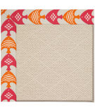 RugStudio presents Capel Zoe-White Wicker 108510 Autumn Area Rug