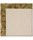 RugStudio presents Capel Zoe-White Wicker 56152 Machine Woven, Best Quality Area Rug