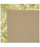 RugStudio presents Capel Zoe-Sisal 55924 Sisal/Seagrass/Jute Area Rug