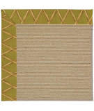 RugStudio presents Capel Zoe-Sisal 55937 Sisal/Seagrass/Jute Area Rug