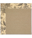 RugStudio presents Capel Zoe-Sisal 55943 Sisal/Tropical Sisal/Seagrass/Jute Area Rug