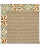 RugStudio presents Capel Zoe-Sisal 55961 Machine Woven, Best Quality Area Rug