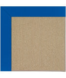 RugStudio presents Capel Zoe-Sisal 108480 Reef Blue Area Rug