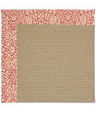 RugStudio presents Capel Zoe-Sisal 55985 Machine Woven, Best Quality Area Rug