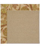 RugStudio presents Capel Zoe-Sisal 55999 Sisal/Tan Sisal/Seagrass/Jute Area Rug