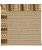 RugStudio presents Capel Zoe-Sisal 56011 Sisal/Seagrass/Jute Area Rug