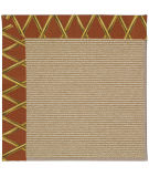 RugStudio presents Capel Zoe-Sisal 56028 Sisal/Seagrass/Jute Area Rug