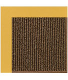 RugStudio presents Capel Zoe-Java Sisal 108436 Jonquil Area Rug
