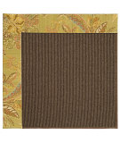 RugStudio presents Capel Zoe-Java Sisal 62922 Green Tea Machine Woven, Best Quality Area Rug