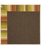 RugStudio presents Capel Zoe-Java Sisal 62918 Green Pepper Machine Woven, Best Quality Area Rug