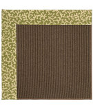 RugStudio presents Capel Zoe-Java Sisal 62915 Green Avocado Machine Woven, Best Quality Area Rug