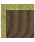 RugStudio presents Capel Zoe-Java Sisal 62928 Leaf Palm Machine Woven, Best Quality Area Rug