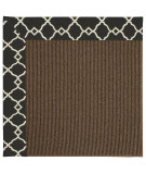 RugStudio presents Capel Zoe-Java Sisal 62938 Onyx Machine Woven, Best Quality Area Rug