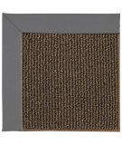 RugStudio presents Capel Zoe-Java Sisal 67175 Ash Machine Woven, Good Quality Area Rug