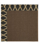 RugStudio presents Capel Zoe-Java Sisal 62891 Charcoal Machine Woven, Best Quality Area Rug