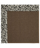 RugStudio presents Capel Zoe-Java Sisal 62874 Black Cascade Machine Woven, Best Quality Area Rug
