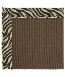 RugStudio presents Capel Zoe-Java Sisal 62940 Panther Sisal/Seagrass/Jute Area Rug
