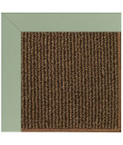 RugStudio presents Capel Zoe-Java Sisal 108437 Light Jade Area Rug