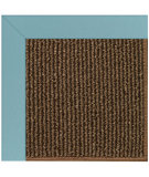 RugStudio presents Capel Zoe-Java Sisal 108429 Bright Blue Area Rug