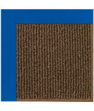 RugStudio presents Capel Zoe-Java Sisal 108441 Reef Blue Area Rug