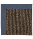 RugStudio presents Capel Zoe-Java Sisal 67176 Blue Jean Machine Woven, Good Quality Area Rug