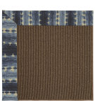RugStudio presents Capel Zoe-Java Sisal 62864 Aqua Machine Woven, Best Quality Area Rug