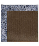 RugStudio presents Capel Zoe-Java Sisal 62897 Cobalt Blue Machine Woven, Best Quality Area Rug
