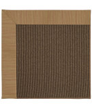 RugStudio presents Capel Zoe-Java Sisal 62948 Red Brick Machine Woven, Best Quality Area Rug