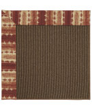RugStudio presents Capel Zoe-Java Sisal 62898 Copper Machine Woven, Best Quality Area Rug