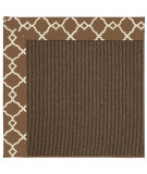 RugStudio presents Capel Zoe-Java Sisal 62902 Dark Chocolate Machine Woven, Best Quality Area Rug
