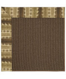 RugStudio presents Capel Zoe-Java Sisal 62923 Hazelnut Sisal/Seagrass/Jute Area Rug