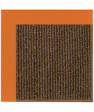 RugStudio presents Capel Zoe-Java Sisal 108433 Clementine Area Rug