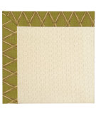 RugStudio presents Capel Zoe-Sugar Mountain 62976 Basil Machine Woven, Best Quality Area Rug