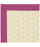 RugStudio presents Capel Zoe-Sugar Mountain 67203 Fuchsia Machine Woven, Good Quality Area Rug