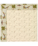 RugStudio presents Capel Zoe-Sugar Mountain 108489 Beige Area Rug