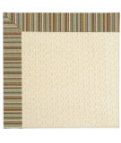 RugStudio presents Capel Zoe-Sugar Mountain 63068 Tan Stripe Machine Woven, Best Quality Area Rug