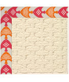 RugStudio presents Capel Zoe-Sugar Mountain 108488 Autumn Area Rug