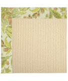 RugStudio presents Capel Zoe-Beach Sisal 62826 Mint Machine Woven, Best Quality Area Rug