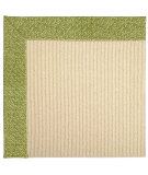RugStudio presents Capel Zoe-Beach Sisal 62820 Leaf Palm Machine Woven, Best Quality Area Rug
